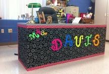 Classroom Setup / by Codi Guthrie