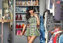 Closet Porn (so chic, it should be dirty) / by Yanira Garza