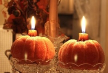 Fall & Thanksgiving / A celebration of a new season and counting our blessings! / by Michel