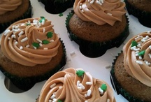 My Desserts (phtreats) / All treats made with 100% whole wheat flour, light brown sugar and my secret ingredients. / by Pamela's Heavenly Treats