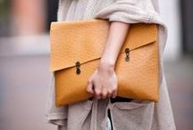 // Bags + Clutches + Pouches  // / by Lily Hurr