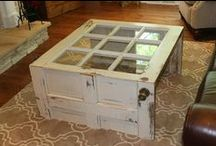 Paint/ Up-Cycled Furniture  / by Natalie Frost