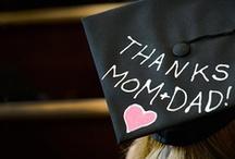 Graduation / The day you've been waiting for! (or dreading...) Graduation! / by StudentAdvisor.com | LearningAdvisor.com