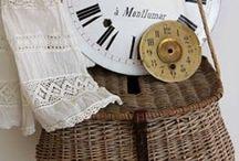 B ~ Baskets & C ~ Clocks / by Marilynn Carter-Lashbrook