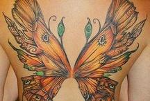 tattoos / by Recia Kiser