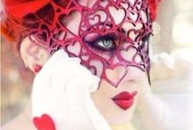Masquerade Wedding / Masquerade!  Paper brides on parade... / by The Frosted Petticoat