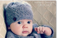 Hat Crochet Patterns / by Lisa van Klaveren