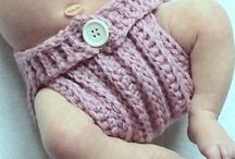 Photo Prop Crochet Patterns / by Lisa van Klaveren