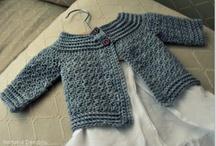 Dresses & Tops Crochet Patterns / by Lisa van Klaveren