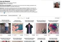 Websites / Crochet Pattern Websites / by Lisa van Klaveren