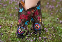 River Trail Boots / by Recia Kiser