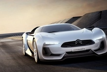 Car Pinspiration / Some of our favourite concept cars ever made, or not as the case may be... / by AutoTrader.co.uk