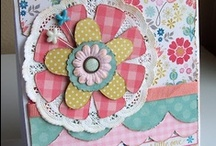 Scrapbooking Cards / by Kandi Cain