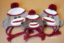 Crafts - Crochet / Granny is the expert. / by Michele M