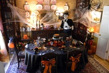 Halloween Tables / by Nancy Roberts