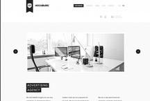 design | world wide web / web design / by FRSH Studio