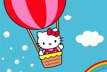 Hello Kitty / by Jessica Moore