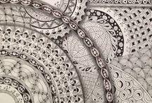 Drawing, Pen & Zentangles / by Karla Fountain