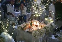 Diner en Blanc Albuquerque ideas! / Food, wine, fashion, decor for the most spectacular event in Albuquerque! / by Micaela Brown
