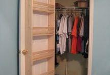 closet / by Kelli Lumm