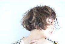Hair  / by Hideki Yoshifuji