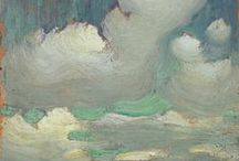 Clouds / by Christine