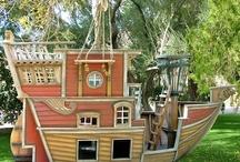 Posh Playhouses / by Gilt Baby & Kids