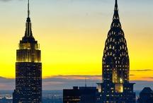 NYC Living / by Cierra Winkler