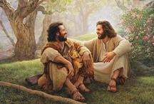 Jesus Paintings / by Cierra Winkler
