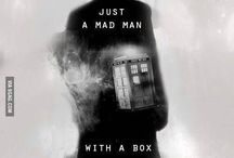 Doctor Who. xx / I. Am. In. Love.  / by Jenni Cooper