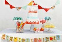 Celebrate kid times! / Children's party ideas / by Erin Clarke