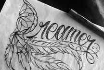 Ink My Whole Body / by Alexandra Avery