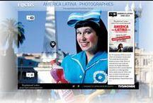 TV5MONDE Latina / Primera cadena mundial en francés TV5MONDE es una ventana abierta al mundo. Nuestro objetivo es difundir y compartir la diversidad de culturas y puntos de vista. http://www.tv5monde.com/latina / by TV5MONDE