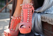 THE SHOE AND PURSE CLOSET (a girl can dream)...... / by Lana Freudenberg-Black