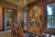 Extraordinary Dining Rooms / Grandeur embodied. / by Sotheby's Homes