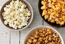 No More Naked Popcorn  / The Kernel wants to share his favorite seasoning recipes with you to make your popcorn taste even better!