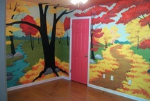 Tekoa's murals / by Laura Walker