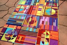 quilting / by Velma Cheety