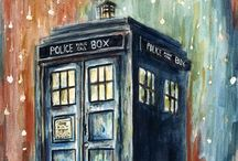 Doctor Who / Allons-y!  / by Samantha