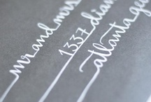 FoNTs, cALLigRaPhY, aNd LeTTeRiNg! / by Kim Smith
