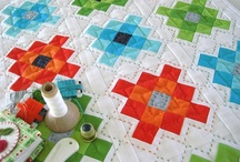Modern Quilts and Patterns / by Cindy Hamlet