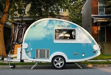 Tear Drops / Teardrop trailers and lite camping. / by Rocky Harrell