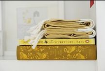 Decorating with Books / I love books / by Lily Ellis / Birch + Bird