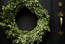 Holidays + Special Occasions / Decorating for the Holidays / by Lily Ellis / Birch + Bird
