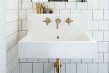 Baths / by Lily Ellis / Birch + Bird