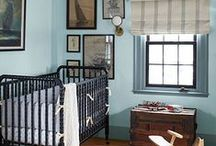 kids rooms / by Elizabeth Ripley Horn