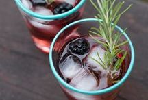 Drink Up! / Cocktails, drinks and recipes / by Lily Ellis / Birch + Bird