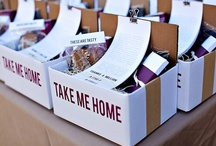 Atlanta Wedding Favors / Atlanta wedding favor Ideas on what to get your wedding guests! / by Be A Bride