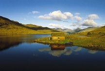 (UK) Scotland - Bonnie Scotland / Scotland is such a beautiful place.  We're trying to plan another visit there.  Here are some places we've already seen as well as some that we're still hoping to see. / by Girls Like