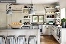 Kitchen Collaboration / Kitchen redesign / by Lily Ellis / Birch + Bird